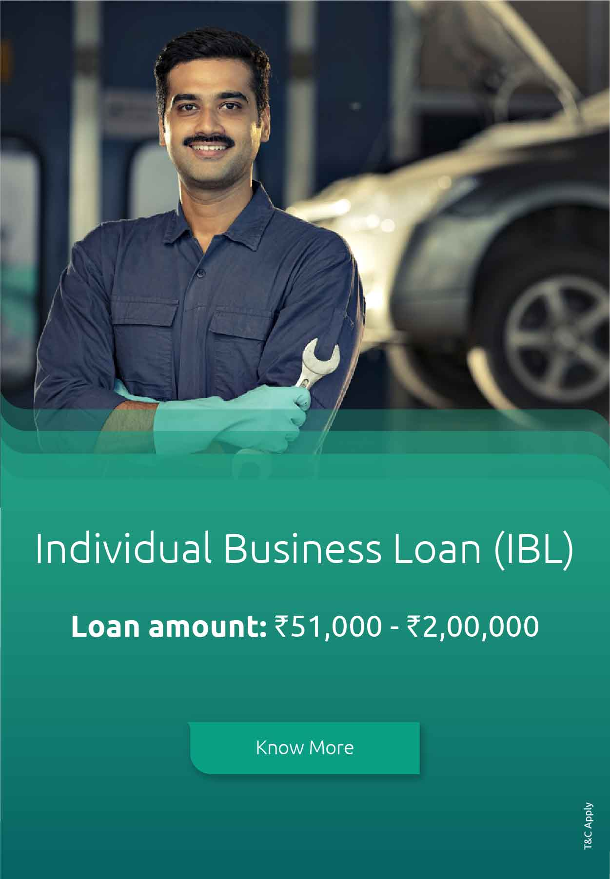 Individual business Loan